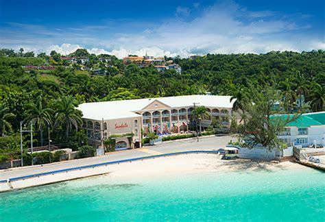 inn sandal luxurious caribbean resorts vacation packages