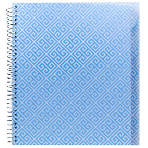 pattern play notebooks studio c pattern play notebook 11 x 9 5 subjects college