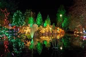 Vandusen Botanical Garden Lights Vandusen Botanical Garden S Festival Of Lights Brightens Winter Nights