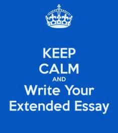 Extended Essay extended essays preparing for change osc ib blogs
