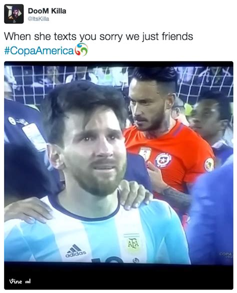 Why Are You Crying Meme - crying messi know your meme