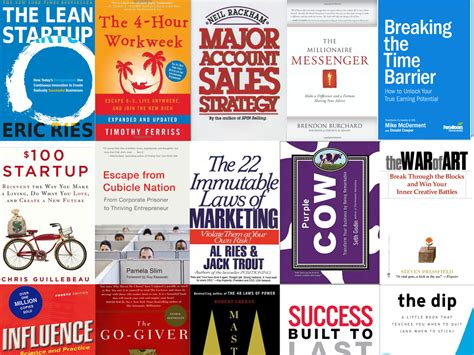 Free To Read Mba Books by The 10 Best Business Books For Side Hustlers