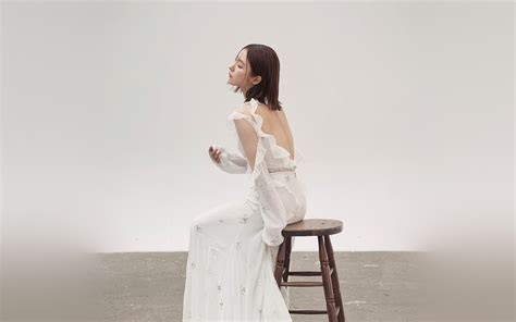 Wedding Dress Kpop by Hp61 Kpop Wedding Dress Wallpaper