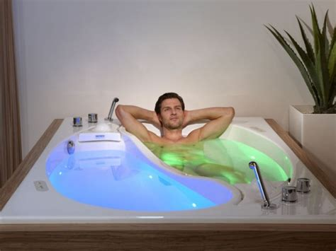 bathtub for couples soak in the wellness of ying yang couple bath for 55 000