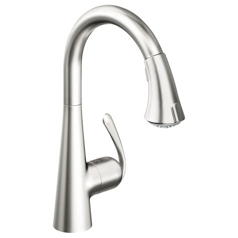 Kohler Single Handle Kitchen Faucet grohe 32 298 sdo kitchen faucet review