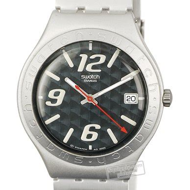 Swatch Ag 2004 swatch ygs4019ag coal black