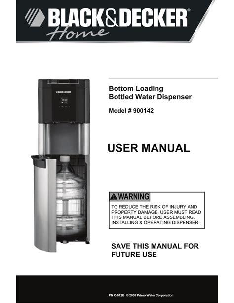 Black Amp Decker 900142 User Manual Manualzz Com
