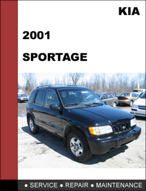 service manual 2001 kia sportage manual free download engine emission control system repair