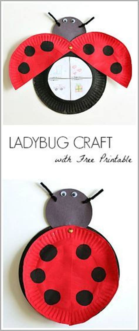 ladybug pattern for kindergarten toilet roll ladybugs for preschool and a list of
