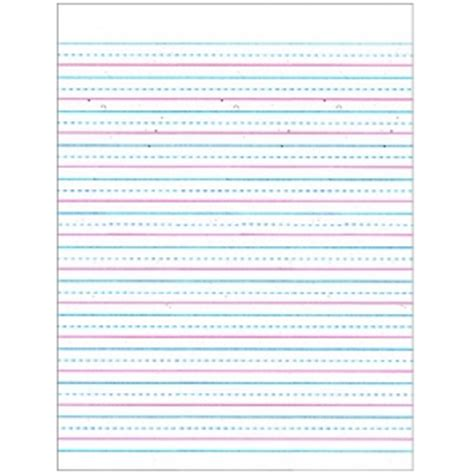 zaner bloser writing paper printable zaner bloser 1 2in ruled sulphite paper gr 3 handwriting