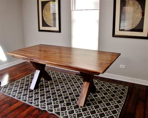 Dining Room Tables Chicago Base Tables Rustic Dining Room Chicago By Rustic Elements Dining Decorate