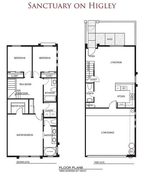 sanctuary floor plans brighton homes 187 sanctuary on higley floorplan