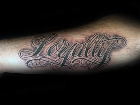 loyalty tattoo 50 loyalty tattoos for faithful ink design ideas