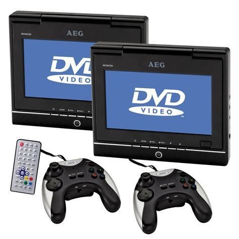 Auto Dvd by Auto Tv System Dvd Monitor Gamepads Spiele Aeg Dvd 4533