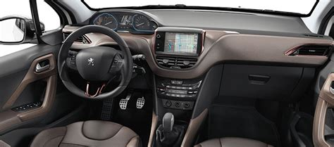 peugeot 2008 interior 2015 2015 peugeot 2008 review prices specs