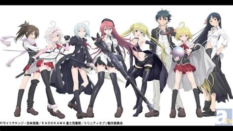 wallpaper anime trinity seven trinity seven wallpaper wallpapersafari