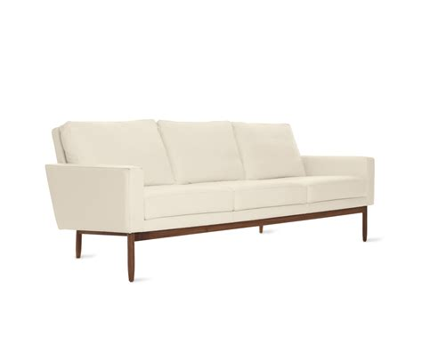 design within reach sofa raleigh sofa in leather sofas from design within reach