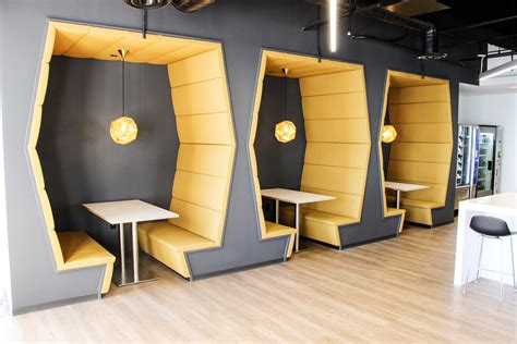 Office Meeting Room by An Office That Moves People