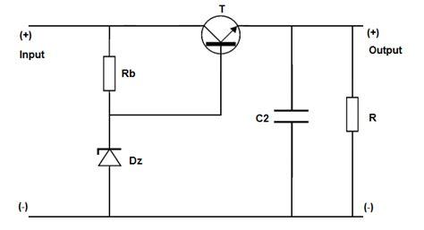 transistor zener voltage regulator maruza for a better world power suplai battery charger dengan trafo