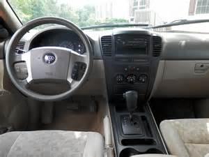2006 Kia Sorento Interior 2006 Kia Sorento Pictures Cargurus