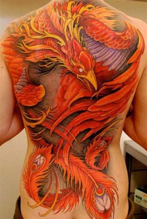 phoenix tattoo images amp designs