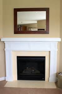 fireplace surround diy diy fireplace surround home decor