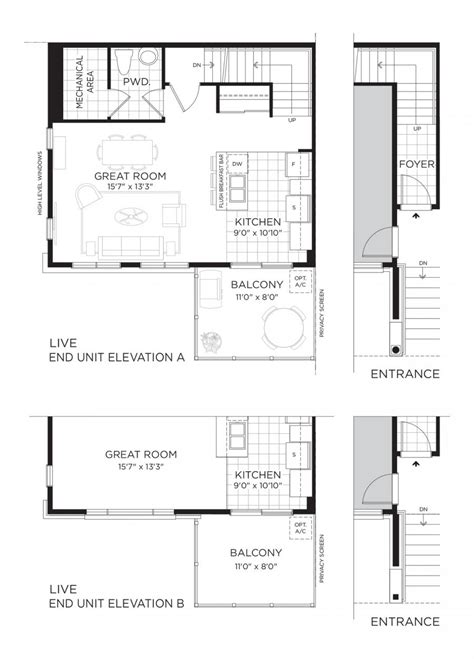 minto homes floor plans minto inc buy a home in ottawa chapman mills