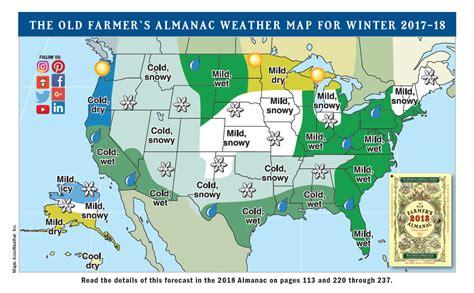 farmers almanac florida time to polish your snow shovel 2018 winter weather forecast old farmer s almanac