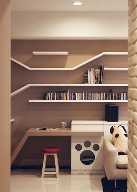 Casas y muebles diseñados para los amantes de los gatos