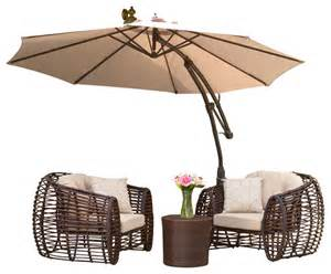 Patio Umbrella Canopy Key West Outdoor Cantilever Patio Umbrella Canopy Contemporary Outdoor Umbrellas By