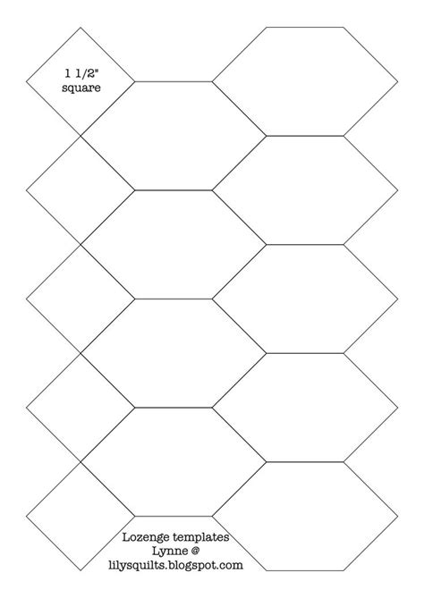 hexagon templates for paper piecing 17 best images about paper piecing on