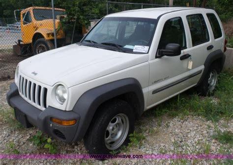 purple jeep liberty missouri department of transportation auction in ballwin