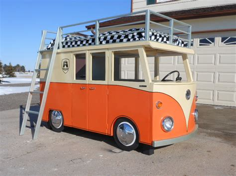 bus with beds exhaust pipe dreams vw kombi bus beds