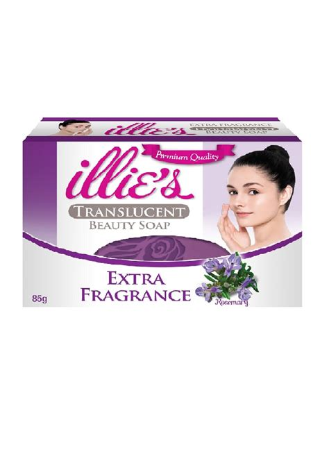 Sabun Illies illies soap fragrance rosemary bar 85g