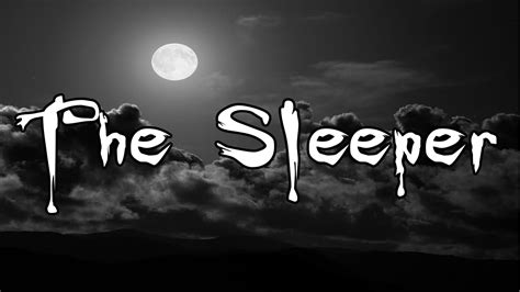 The Sleeper By Edgar Allan Poe by The Sleeper By Edgar Allan Poe