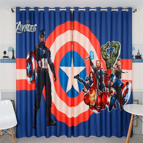 the iron curtain for kids boys blackout curtains promotion shop for promotional boys