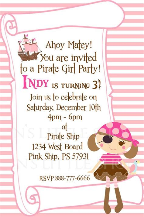 Birthday Invitation Cards Models 61 Best Images About Molly S 5th Birthday Party On