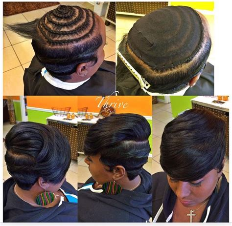africans hair that sew in weave in montgomery alabama pin by janelle goines lasley on short cute hair