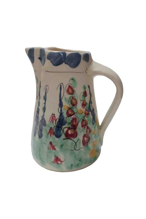 Handmade Pottery Nyc - jan hoyman studio handmade pottery pitcher from new york
