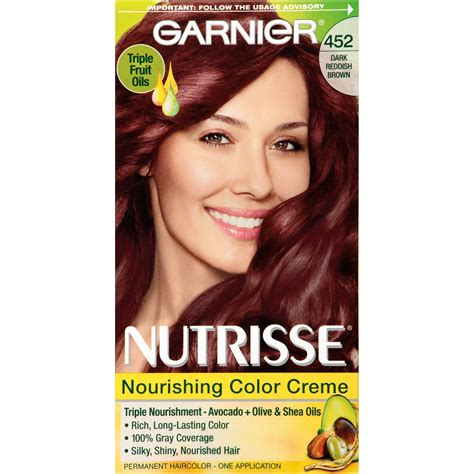 garnier hair colors garnier nutrisse haircolor r1