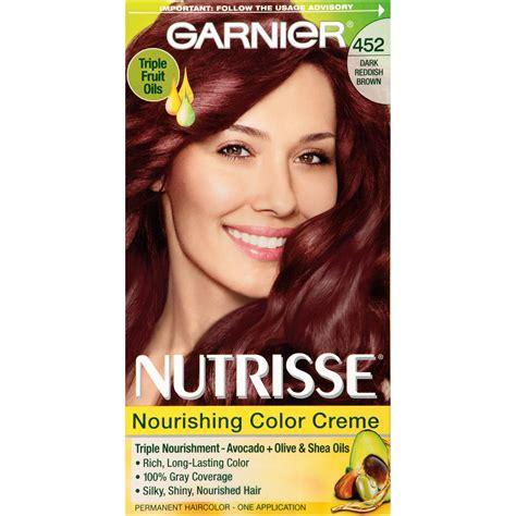 nutrisse hair colors garnier nutrisse haircolor r1