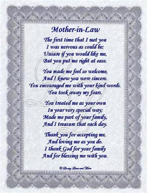 mother in law s positive mother in law quotes quotesgram