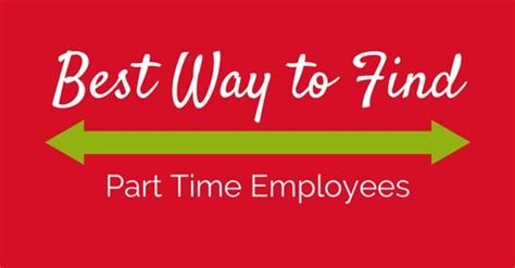 best ways to find and manage part time employees easily