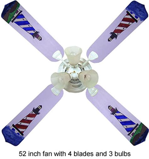 childrens ceiling fan lighthouse nautical childrens ceiling fan with lights