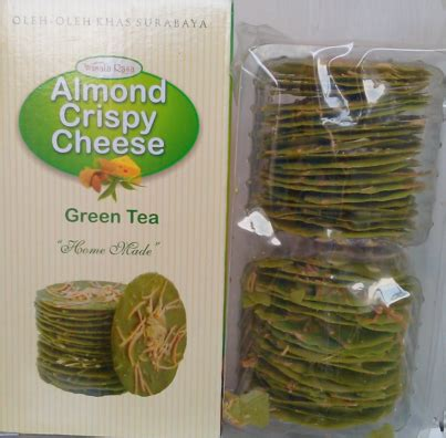 Almond Chrispy Wisata Rasa Surabaya Asli resep almond crispy cheese wisata rasa almond crispy