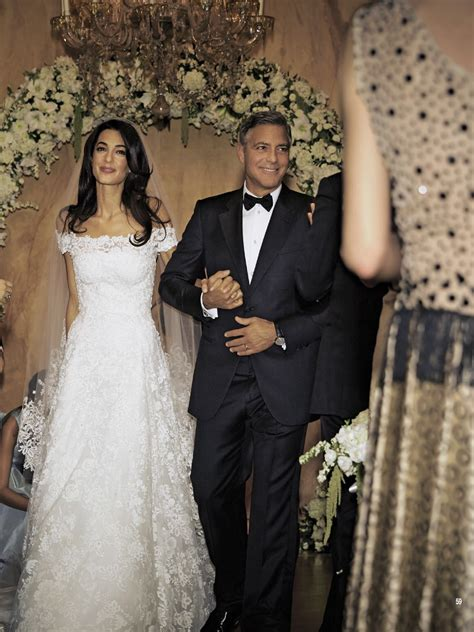 Michael Smith Designer by Amal Alamuddin And George Clooney Wedding Pictures Album