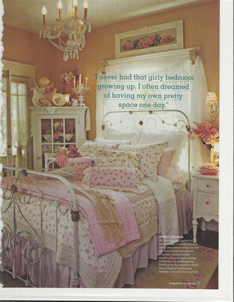 bedroom magazines bob cindy ellis s lovely home featured in romantic