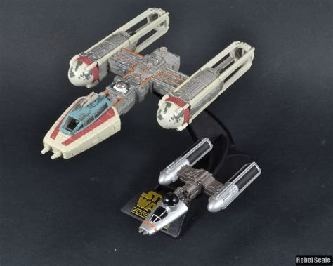 alpha fleet rebel fleet books fleet alpha y wing yellow leader rebel scale