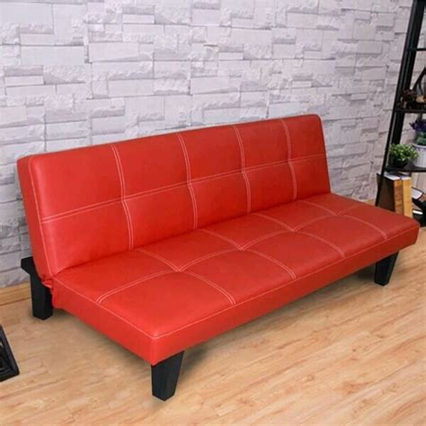 Single Leather Sofa Bed Faux Leather Sofa Bed Single Seat Sofa Bed Folding Single Sofa Bed Buy Faux Leather Sofa Bed
