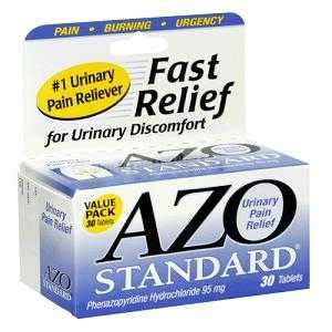 what can you give a for urinary tract infection azo uti